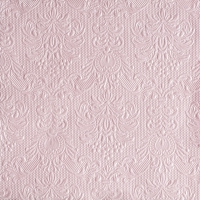Servietten 40x40 cm - Elegance Pearl Pink