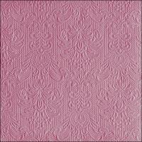 Servietten 40x40 cm - Elegance Pale Rose