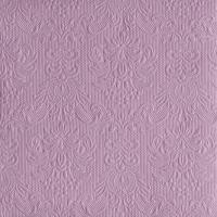Servietten 40x40 cm - Elegance Pale Lilac