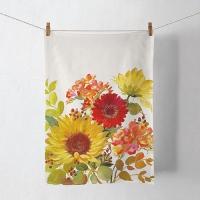 Küchen-Handtuch - Sunny Flowers Cream