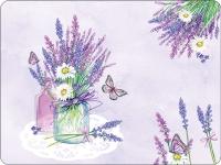 Tischsets - Lavender Jar Lilac