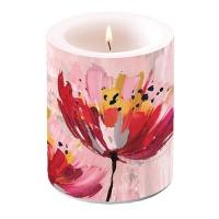 Dekorkerze - Art Flower