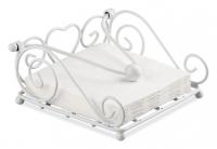 Serviettenspender - Kleines Weiß