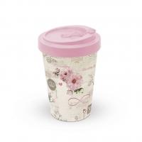 Bamboo mug To-Go - Eternal Love