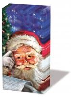 Taschentücher Remember Santa!