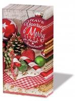 Taschentücher - Merry Little Christmas