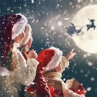Servietten 33x33 cm - There Is Santa