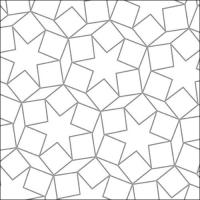 Servietten 33x33 cm - Star Dimensions Silver
