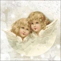 Servietten 33x33 cm - Angels