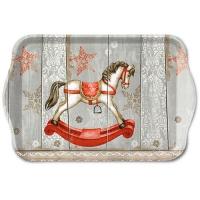 Tablett - Rocking Horse