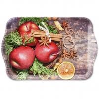 Tablett - Winter Apples