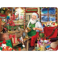 Tischsets - Santa`s Workshop