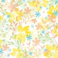 Servietten 25x25 cm - Spring Mood