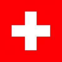 Servietten 33x33 cm - Schweizer Kreuz