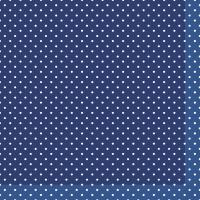 Servietten 33x33 cm - Brook Blue