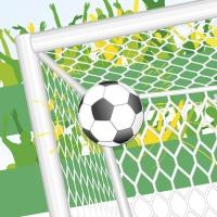 Servietten 33x33 cm - Goal