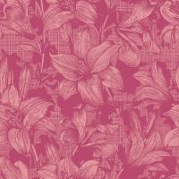 Servietten 33x33 cm - Firenze Pink
