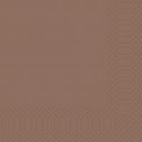 Zelltuch Servietten 33x33 cm - Maroni