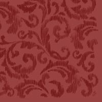 Dunilin Servietten 40x40 cm - Saphira bordeaux