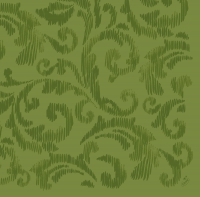 Dunilin Servietten 40x40 cm - Saphira leaf green
