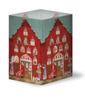 Adventskalender Rotes Haus