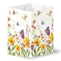 Transparentleuchten - Blütenpoesie
