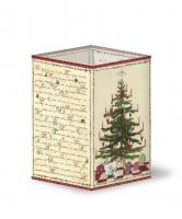 Transparentleuchten Weihnachtsbaum