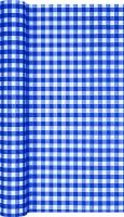Tablerunners - Karo blue