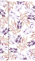 Tablerunners - Watercolour Leafs