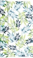 Tablerunners - Watercolour Leafs green