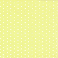 Servietten 25x25 cm - Mini Dots yellow/white