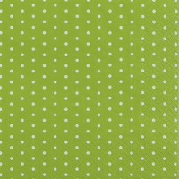 Cocktail Servietten Mini Dots light green