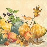 Lunch Servietten Painted Pumpkins