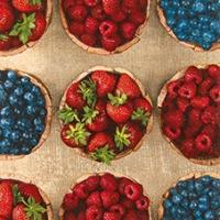 Lunch Servietten Fresh Berries