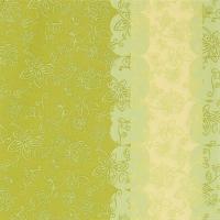 Servietten 33x33 cm - Lara grün