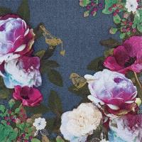 Servietten 33x33 cm - Opulente Blumen