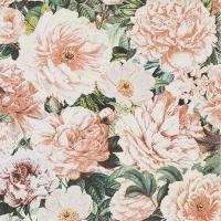 Servietten 33x33 cm - Story of Roses