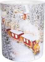 Dekorkerze - Polar Express 99 mm