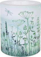 Dekorkerze - Grasses