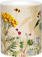 Dekorkerze - Wild Flowers