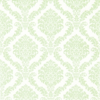 Servietten 25x25 cm - Elegant light green