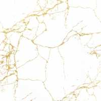 Servietten 33x33 cm - Royal Marble white