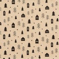 Servietten 33x33 cm - Forest Cottage