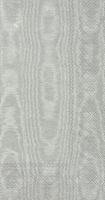 Buffet Servietten - MOIREE silver