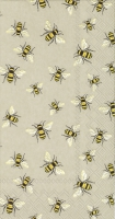 Buffet Servietten - LOVELY BEES linen