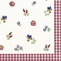 Servietten 25x25 cm - V&B Zierliche Fleur