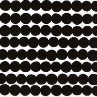Servietten 25x25 cm - RSYMATTO schwarz