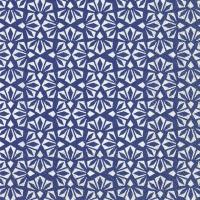 Servietten 25x25 cm - LOFT weiß blau