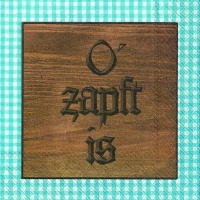 Servietten 25x25 cm - O ZAPFT IS blue