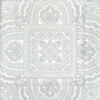 Servietten 25x25 cm - CLASSIQUE silver